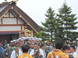北門神社 例大祭(21)