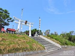 苫前神社(1)