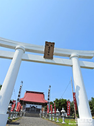 苫前神社(2)