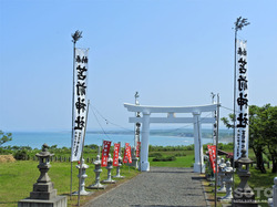 苫前神社(4)