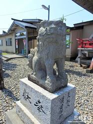 苫前神社(5)