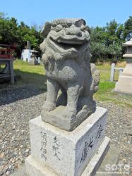 苫前神社(6)