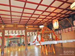 苫前神社(8)
