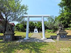 苫前神社(9)