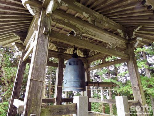 室根山(室根神社 梵鐘)