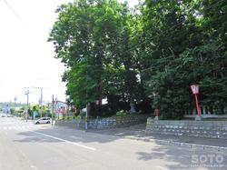 羽幌神社(1)