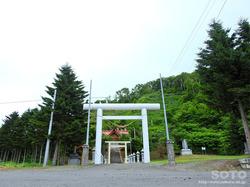 古丹別神社(1)