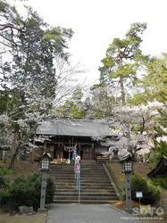 土津神社(1)