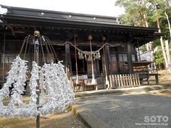 土津神社(2)