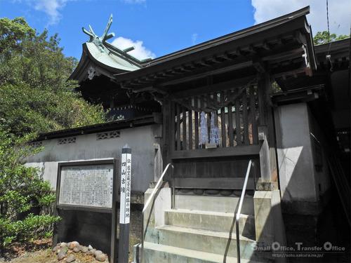 四山神社(10)
