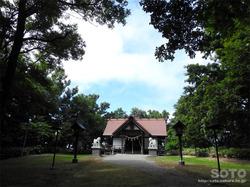 斜里神社(3)