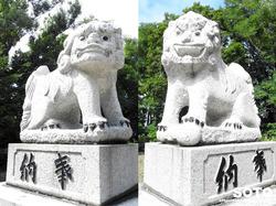 斜里神社(4)