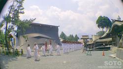 阿蘇神社おんだ祭(3)