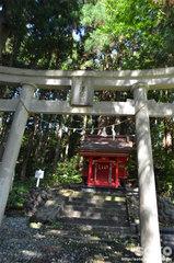 沼袋の名水(大沼神社)