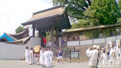 阿蘇神社おんだ祭(7)