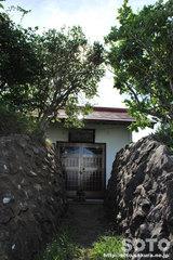 夷王山神社(拝殿)