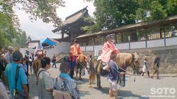 阿蘇神社おんだ祭(8)