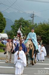 阿蘇神社おんだ祭(9)