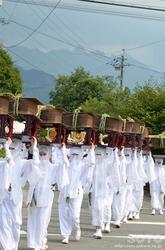 阿蘇神社おんだ祭(11)