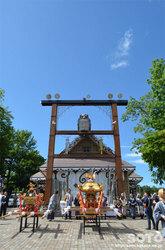 阿寒岳神社秋季例大祭(8)