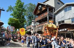 阿寒岳神社秋季例大祭(9)