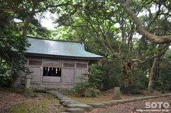 雄島・大湊神社 拝殿