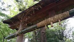 原菅原神社(鳥居2)