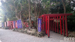 神明神社(お稲荷様)
