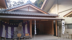 神明神社(仮本殿)