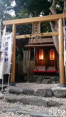 神明神社(石神社)