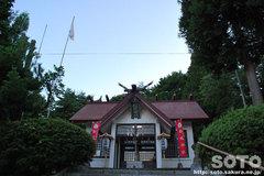 函館観光(船魂神社/2)