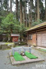 鉾納社(淡嶋神社)