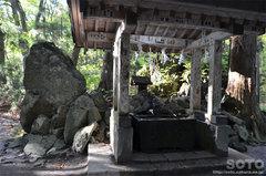 十和田神社(手水舎)