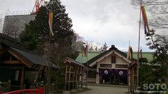 善知鳥神社(3)