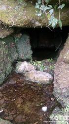 大津山(太閤水 湧水)