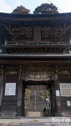 大津山阿蘇神社(楼門)
