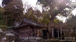 大津山阿蘇神社(大津山生目八幡宮)