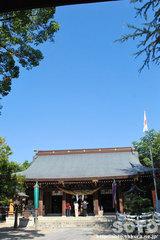 菊池神社(2)