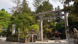白山比め神社(1)