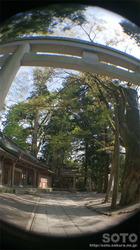 白山比め神社(2)