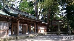 白山比め神社(3)