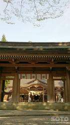 白山比め神社(4)