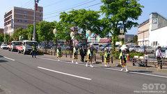 余市神社例大祭(4)