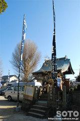 四王子神社(諏訪神社)
