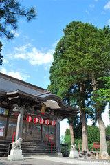 天王神社(拝殿)