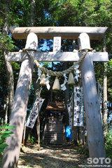 阿寒湖カヌー(白龍神社)