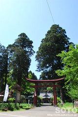 花松神社(1)