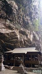 岩戸神社(拝殿)