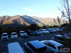三峯神社(駐車場)
