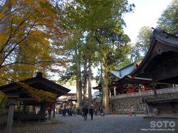 三峯神社(境内)